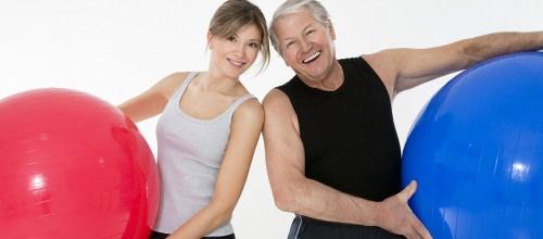 Actividad física y calidad de vida en Mayores