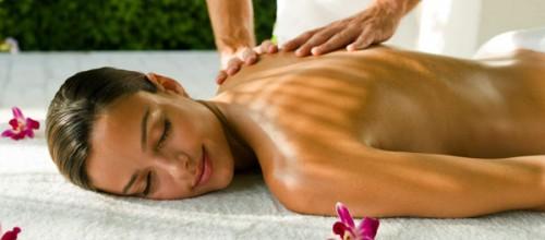 Masajes con Aromaterapia